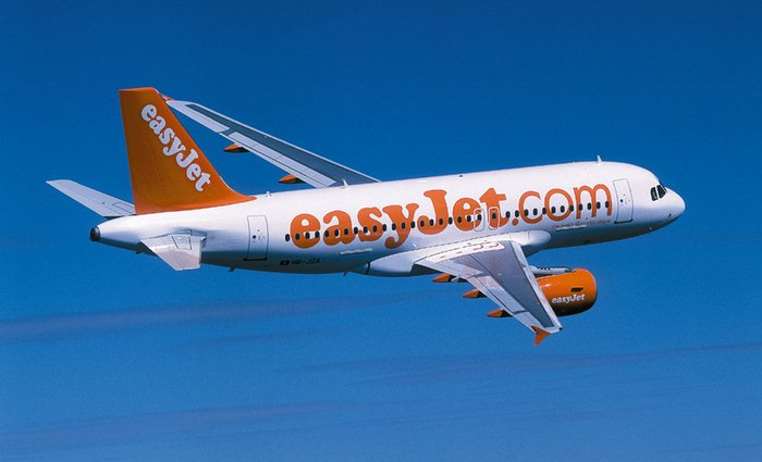 Easyjet - Airbus A319