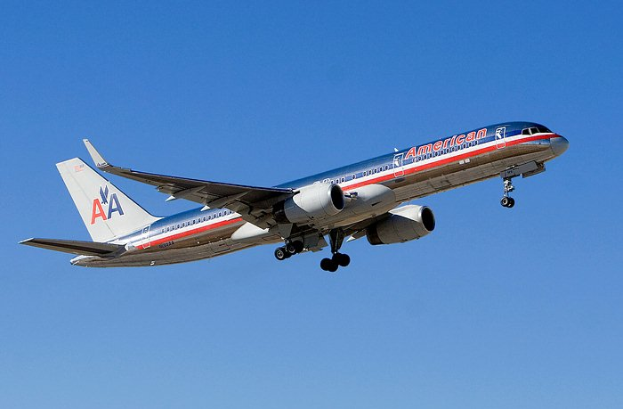 American Airlines - Boeing 757
