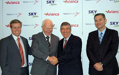 Avianca-Taca-Sky Airline