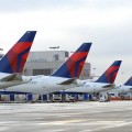 Delta Airlines - Tails